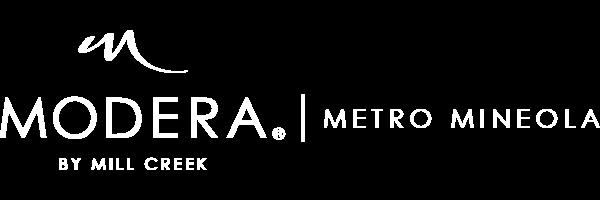 Modera Metro Mineola Logo